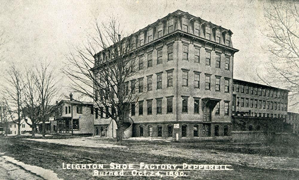 Leighton Shoe Factory