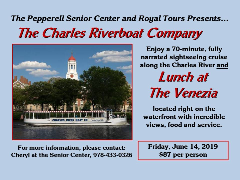 Charles Riverboat til 2019-06-15