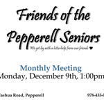 Friends of the Pepperell Seniors