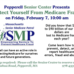 Medicare Fraud Talk by SMP