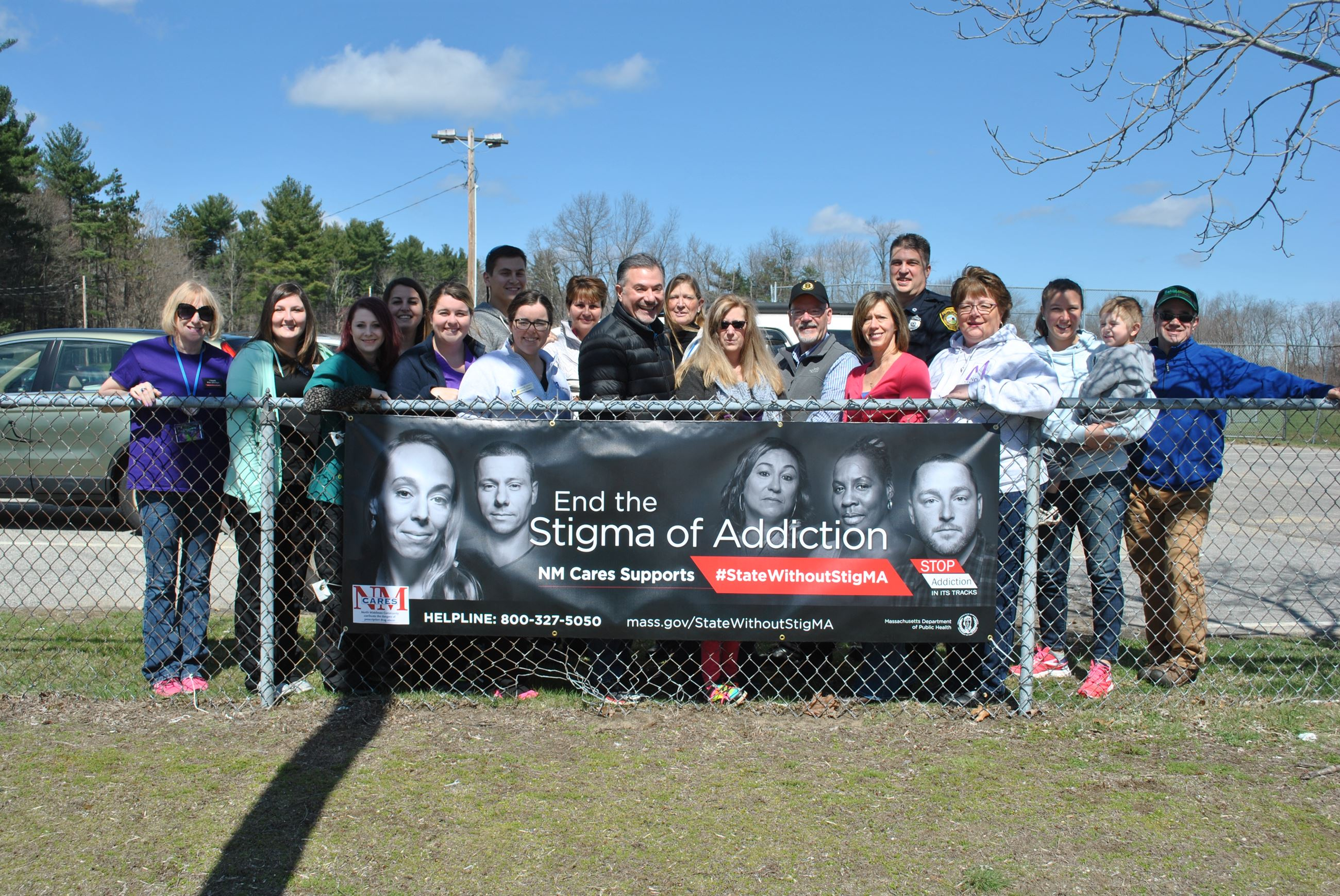 NM Cares Drug Awareness and Prevention Event - Community Banner